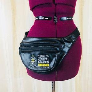 Handbags - Colorado Central Station Blackhawk Fanny Pack